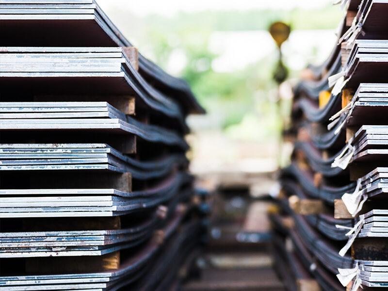 Steel Plate Sheet Fabrications