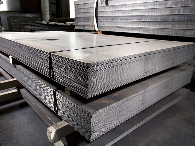Steel Plates & Sheets